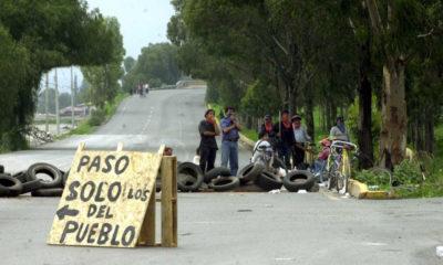 INAI ordena a Segob dar versión pública del caso Atenco