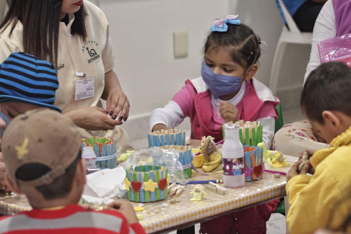 Impulsan iniciativa ciudadana a favor de niños con cáncer