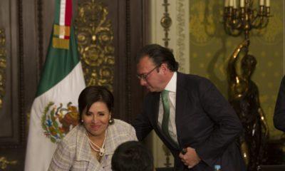 Robles va contra Videgaray; no va a declarar sobre EPN