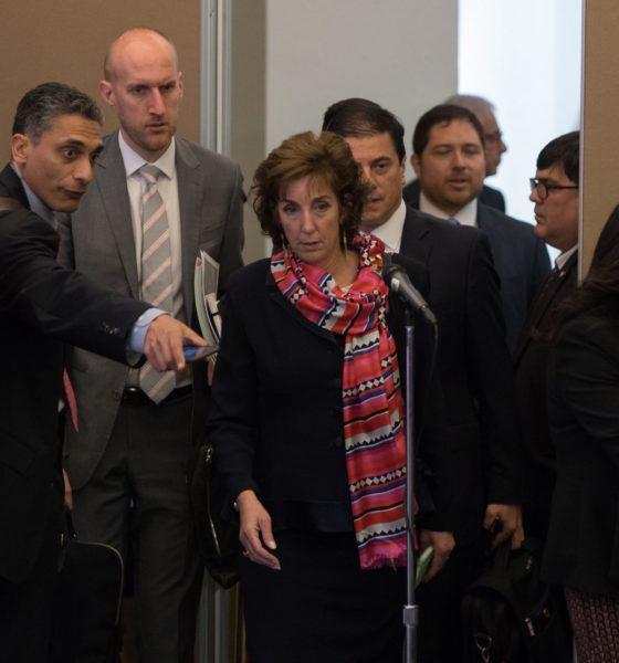 Roberta Jacobson se sumó al equipo de transición de Biden