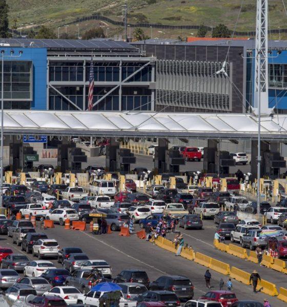 México y EU extienden cierre parcial de frontera por Covid-19