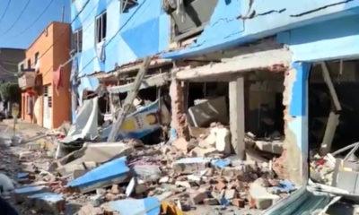 Explota restaurante en Azcapotzalco; hay dos lesionados