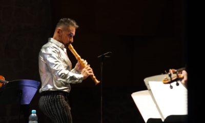 Horacio Franco en el Festival de Música de Morelia