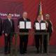 AMLO firma decreto para igualar beneficios fiscales en fronteras norte y sur