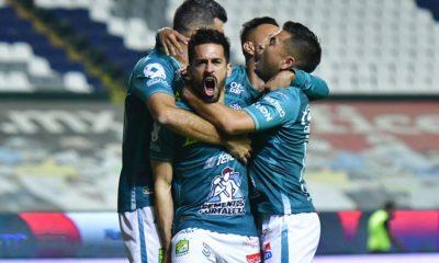 Ganó León a Puebla. Foto: Twitter León
