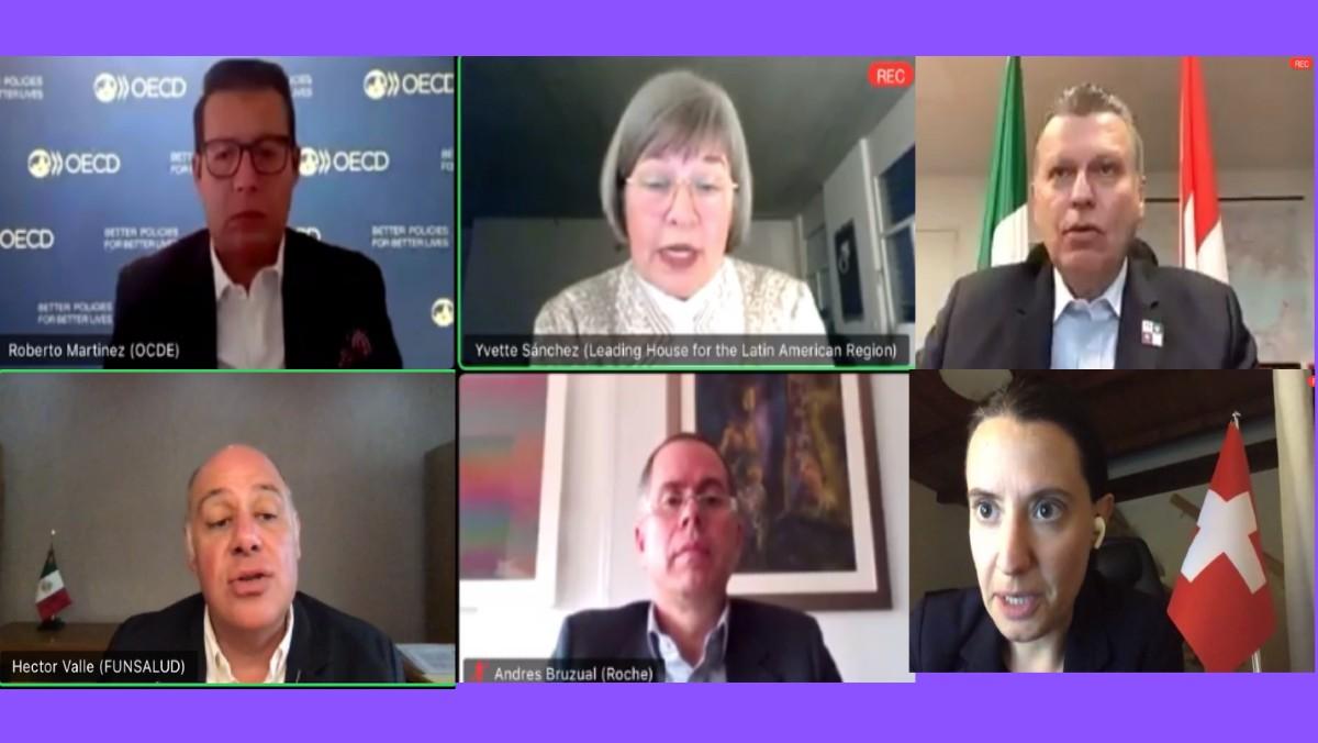 Alianza suizo mexicana para innovación y tecnología