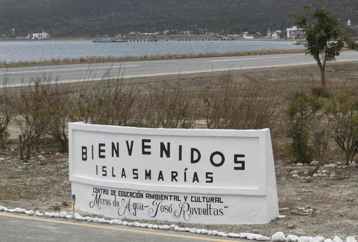 Las Islas Marías ahora serán reserva de la biósfera. Noticias en tiempo real