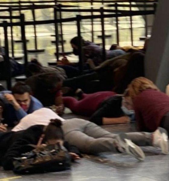 Pánico por balacera en Plaza Patriotismo; hay lesionados y detenidos