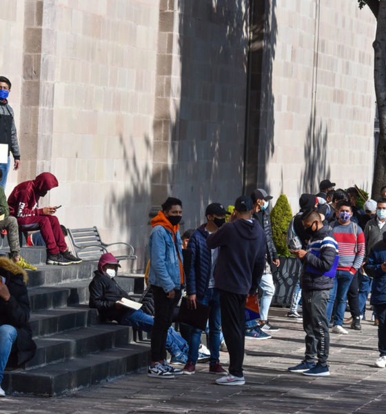 Jóvenes sin empleo formal en México