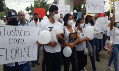 Hay dos detenidos en caso Florisel Ríos Delfín, alcaldesa de Jamapa