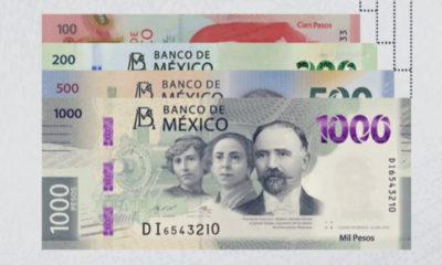 Presentan nuevo billete de mil pesos; se va Hidalgo y aparece Madero