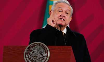Organismos financieros internacionales respetan a México: AMLO