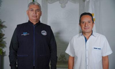 Designan nuevo jefe de la policía en Quintana Roo