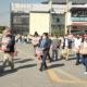 Trabajadores de Alcaldía Venustiano Carranza se solidarizan con Tabasco