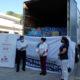 Llega a Tabasco tráiler con ayuda humanitaria para damnificados