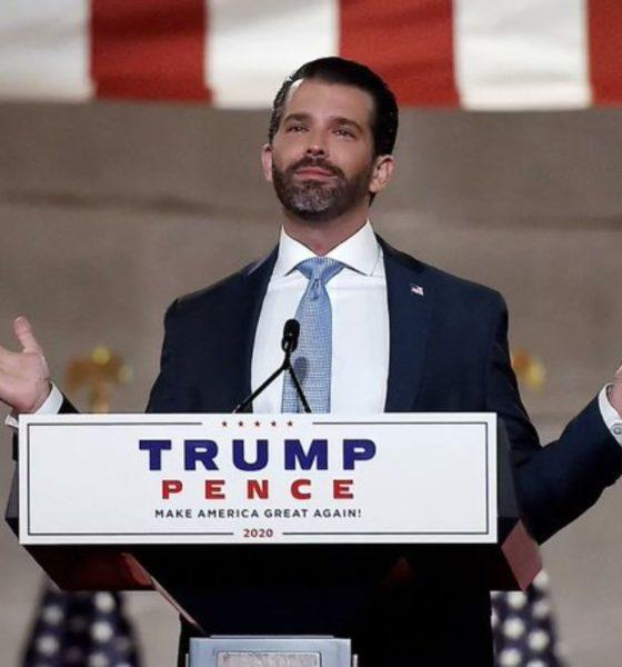 Hijo de Donald Trump da positivo a Covid-19; es asintomático