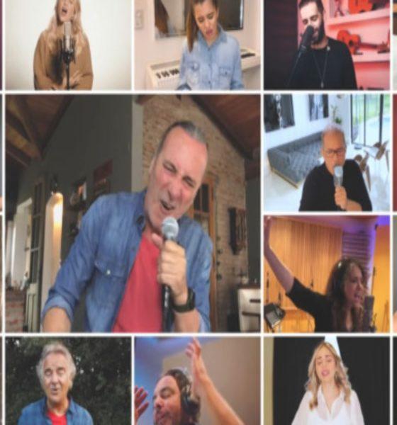 """""""La Bendición Unidos"""", canción promovida por el Papa es un éxito"""