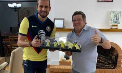 América despide a Miguel Herrera. Foto: Twitter