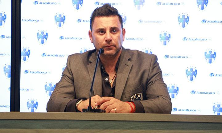 Antonio MOhamed podría llegar a Cruz Azul. Foto: Twitter