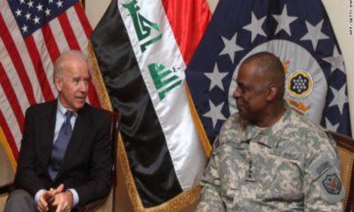 Biden nomina a afroamericano como secretario de la Defensa