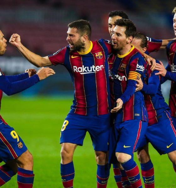 Barcelona jugó contra la Real Sociedad. Foto: Twitter Barcelona