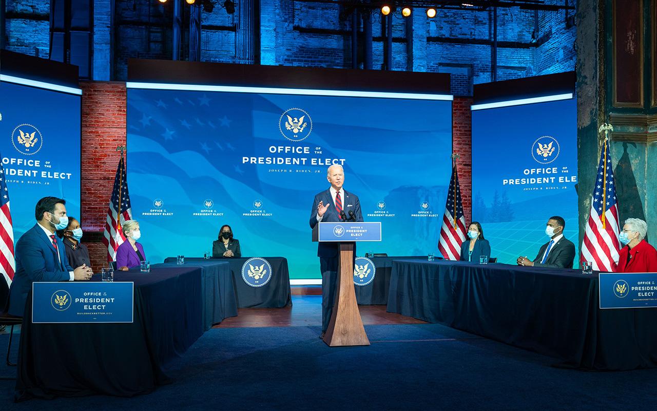 Hubo una conversación amistosa con Biden: AMLO