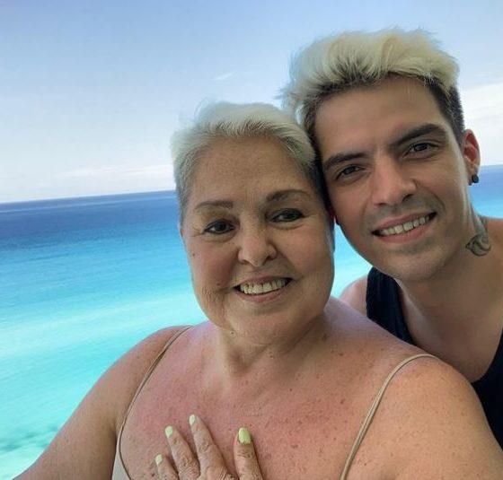 Lupita y César D'Alessio