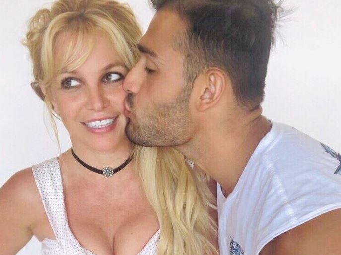Britney Spears en su cumpleaños 39