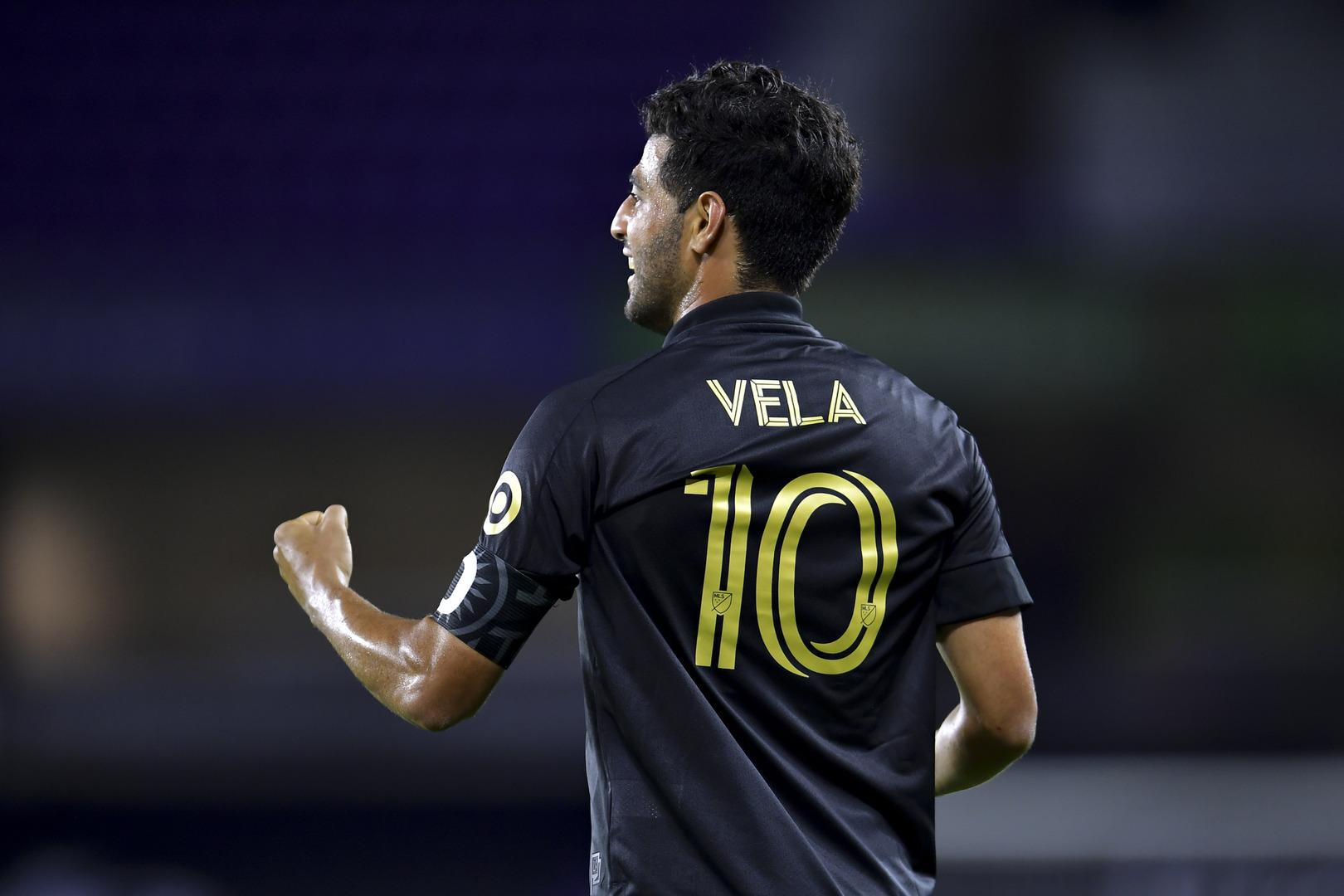 Carlos Vela le cierra las puertas al América. foto: Twitter The Champions