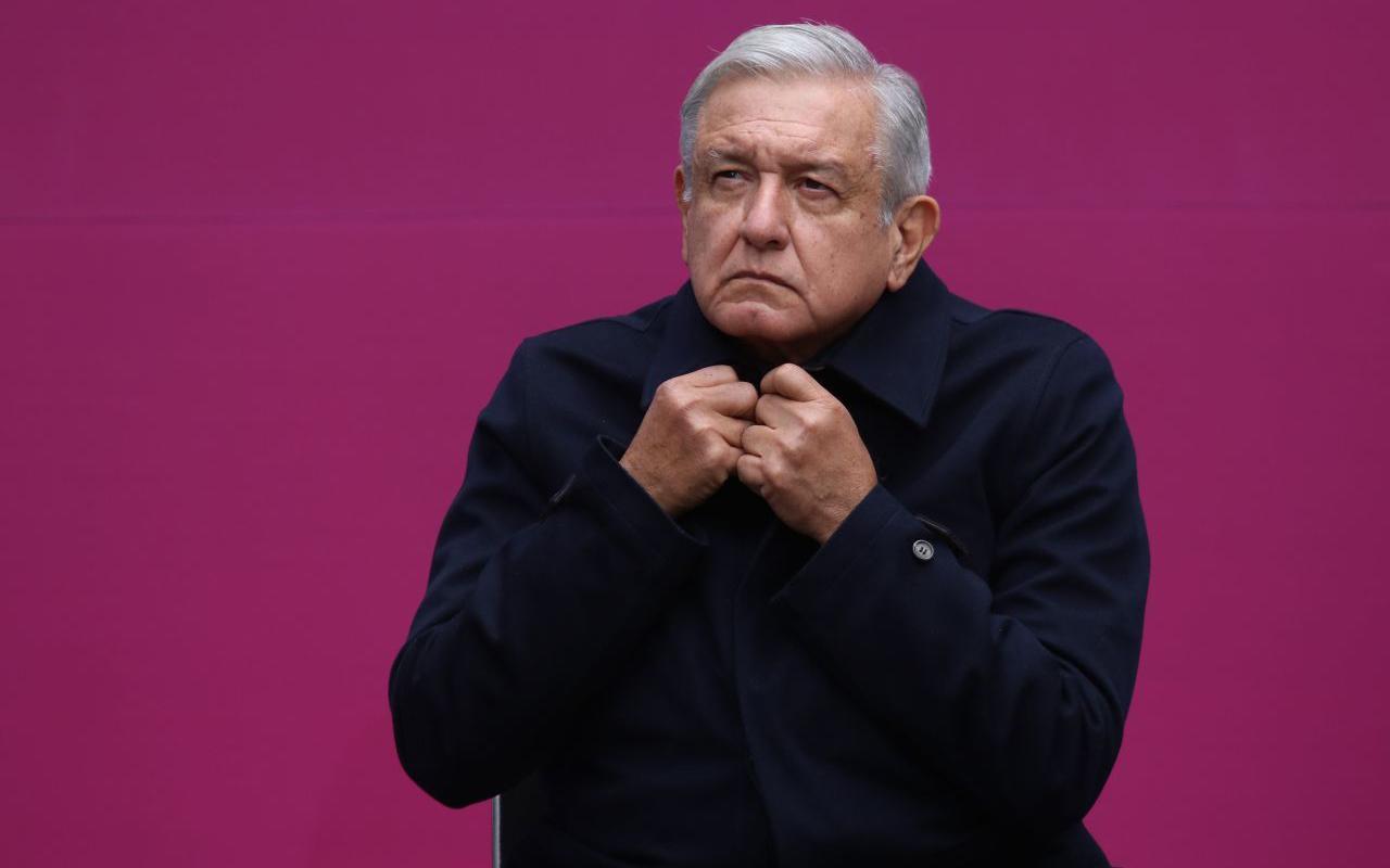 México le quedó muy grande a López Obrador: Marko Cortés. Noticias en tiempo real