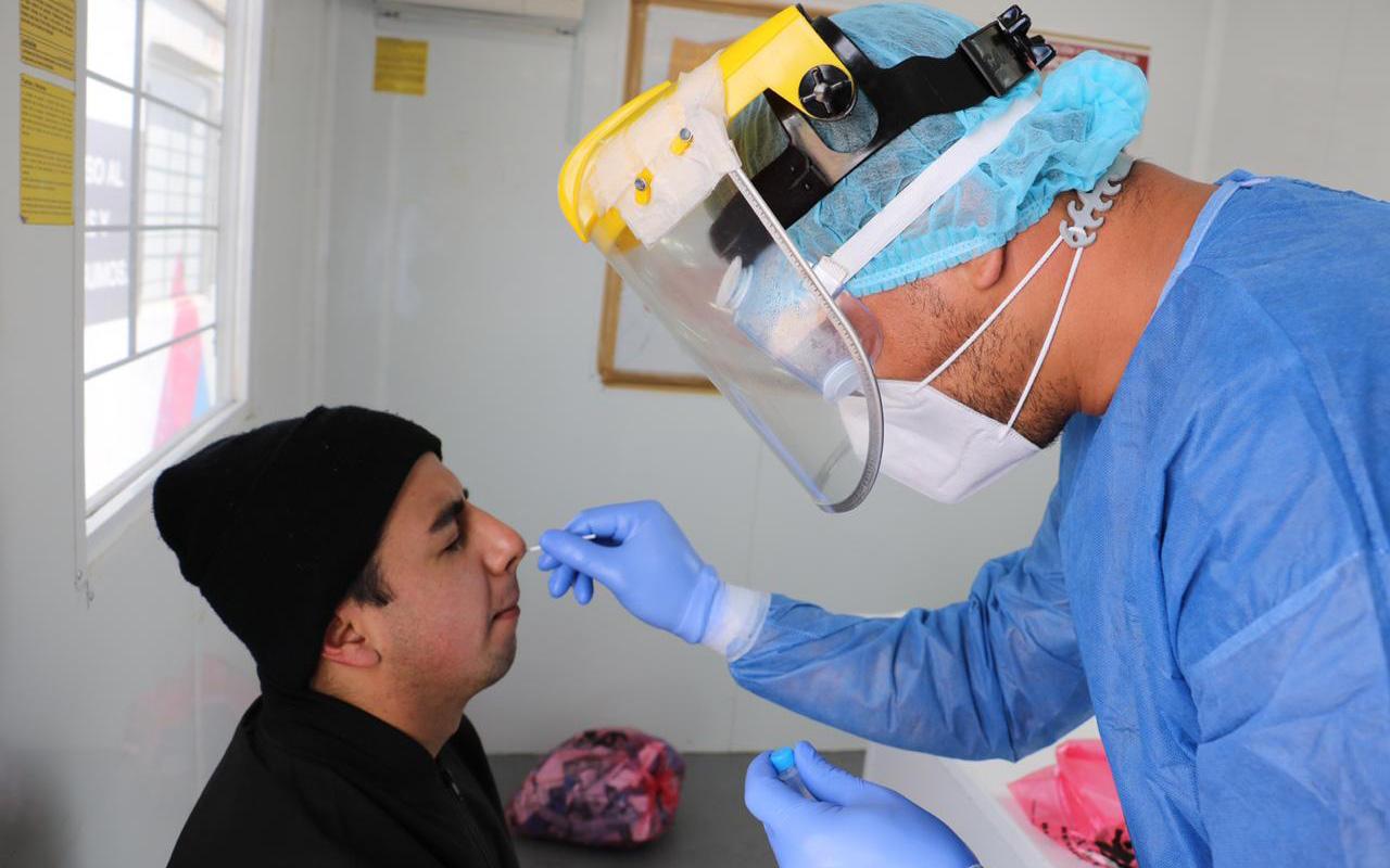Incrementan pruebas de detección Covid-19 en municipios de Edomex