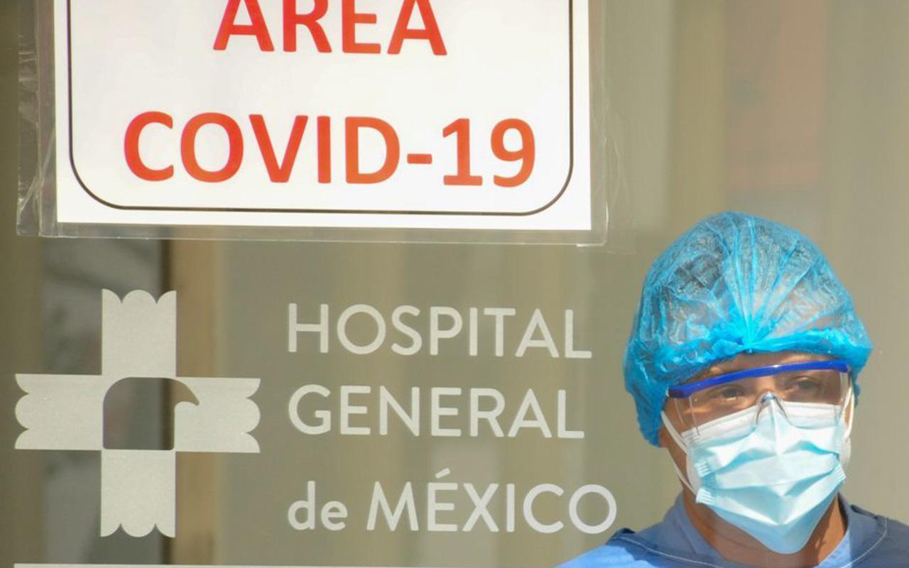 De diciembre a febrero se vacunará contra el Covid-19 al personal médico de México