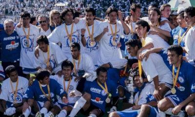 Cruz Azul cumple 23 años sin un título de liga. Foto: Twitter