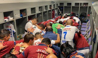 Cruz Azul tuvo un año de pesadilla. Foto: Twitter The Champions