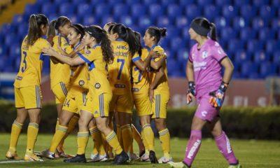 Definida la final de la Liga MX femenil. Foto: Twitter Tigres