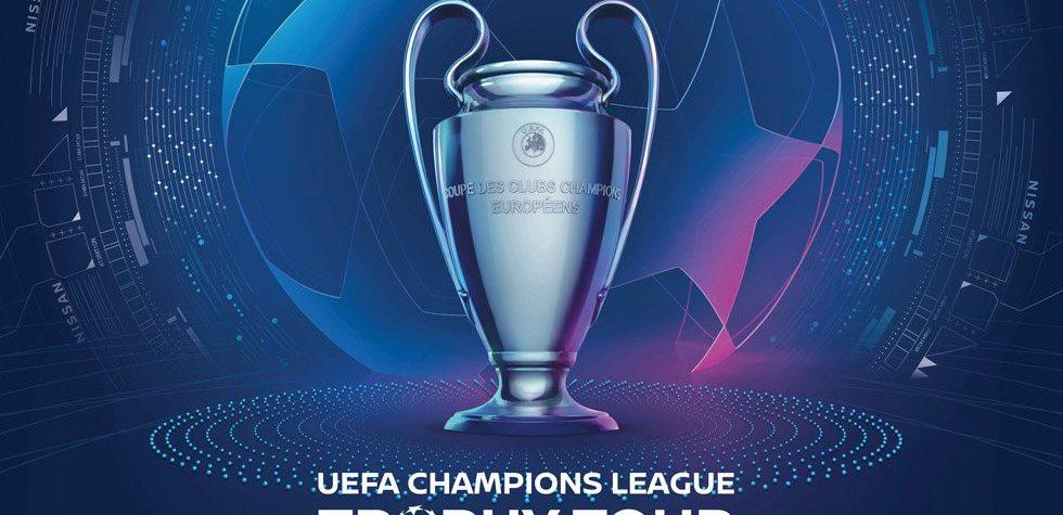 Definidos octavos de la Champions. Foto: Twitter