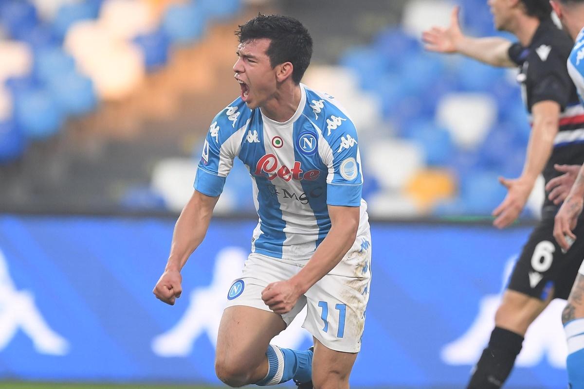 Definidos rivales de mexicanos en la Europa League: Foto: Napoli