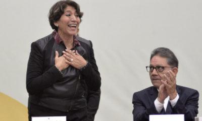 Delfina Gómez será la nueva titular de la SEP: López Obrador