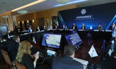 José Medina Mora, nuevo presidente nacional de Coparmex