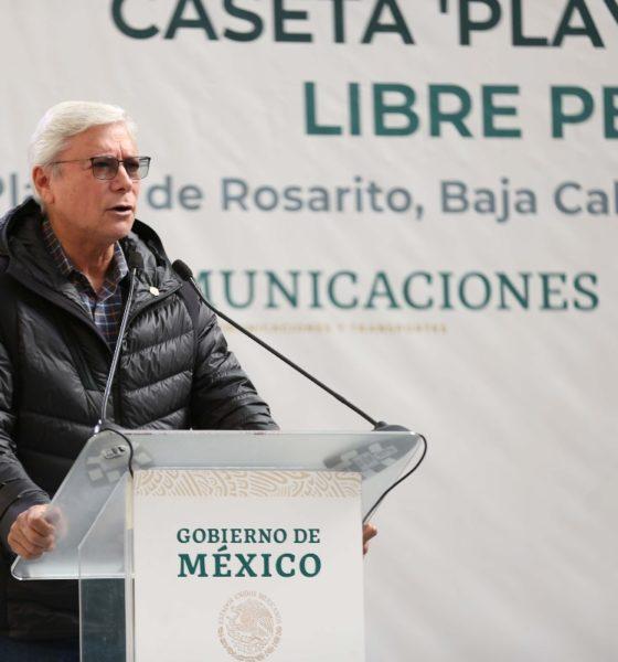 Gobernador de Baja California da positivo a Covid-19