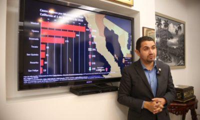 "Baja California regresa a ""semáforo rojo"" por Covid-19"