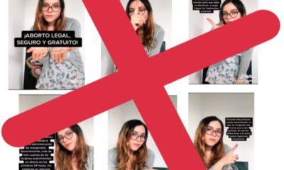 Con hashtag #EstefaniaAsesina descalifican video sobre uso de misoprostol