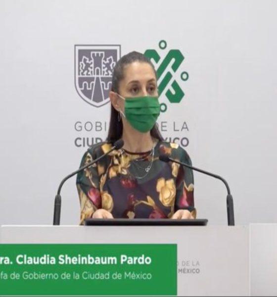 Anuncia Sheinbaum tres cambios en el gabinete