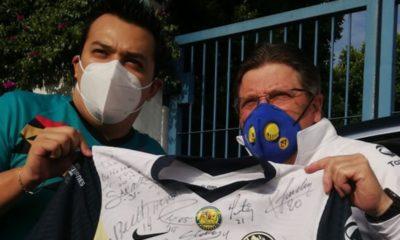 Firma Miguel Herrera su peor campaña con América. Foto: Twitter Miguel Herrera