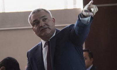 García Luna está aislado en prisión de Nueva York