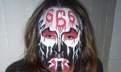 Hospitalizan a Damián 666. Foto: Internet