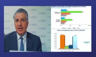 INEGI: resultados E Covid IE