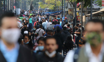 López Obrador pide a mexicanos autocuidarse contra el Covid