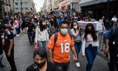 López Obrador pide extremar cuidados contra el Covid