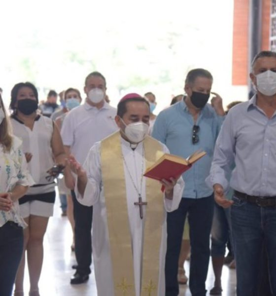 Obispo de Diócesis de Tampico da positivo a COVID-19
